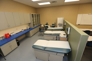Medical assisting lab/classroom